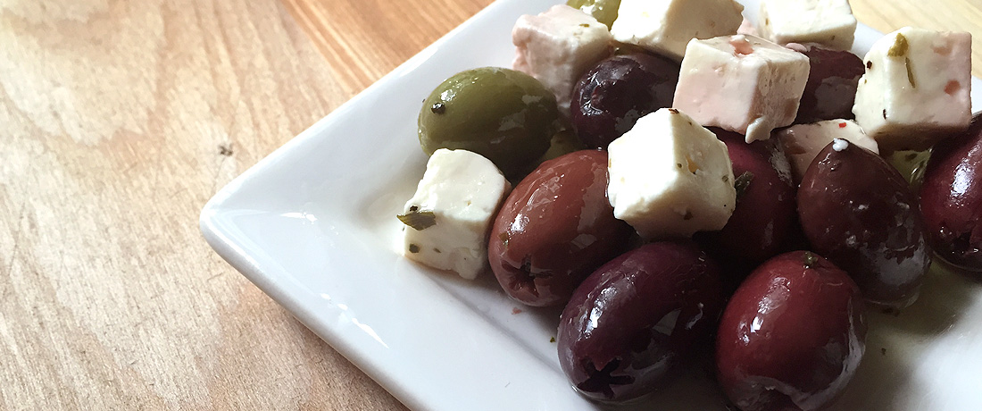 Recipes Using My Greek Oil